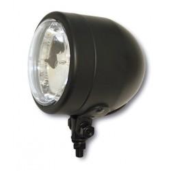 Spotlight ø90 mm H4 zwart