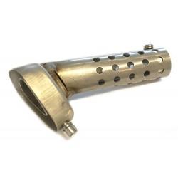 Db Killer 56mm/ 12cm Verstelbaar ovaal
