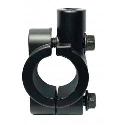 Stuurhouder Spiegel zwart 25 mm M10