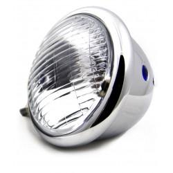 Spotlightlamp ø115mm chroom