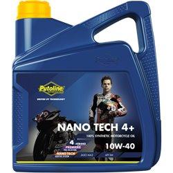 10W-40 Putoline Nano Tech 4+ | 4 liter