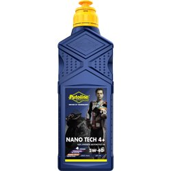 5W-40 Putoline Nano Tech 4+ | 1 liter