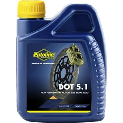 Putoline Brake Fluid DOT 5.1 | 500ml
