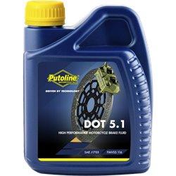 Putoline Brake Fluid DOT 5.1 | 500ml