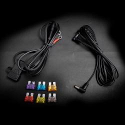 Gerbing 12V accu- en Y-kabel voor 12V sokken en handschoenen
