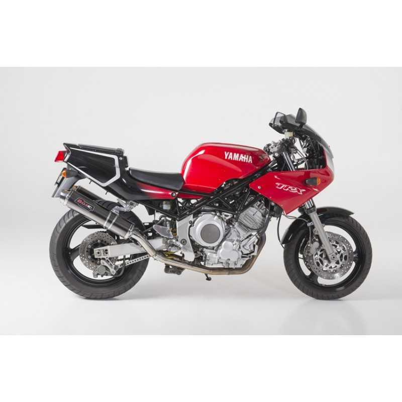 BOS uitlaatdempers Original carbon Yamaha TRX850