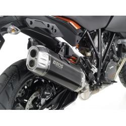 BOS uitlaatdemper Desert Fox carbon KTM1050/1190/1290 Adventure