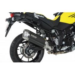 BOS uitlaatdemper Desert Fox carbon Suzuki DL1000