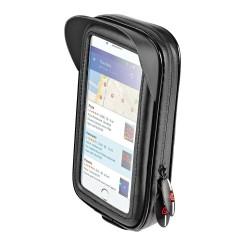 Opti Line telefoon case met klep universeel 90x160mm