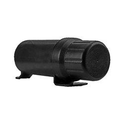Luggage Storage Tube Black