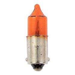 Bike It 12V 23W Amber Bulb T10mm BA9S (Pack Of 10) HS61