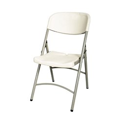 Bike It Folding Event Chair - White