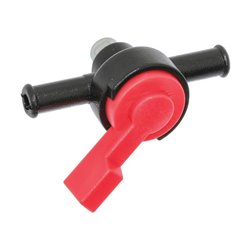 Bike It Fuel Tap With Dual On/Off Positions - 6mm