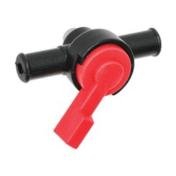 Bike It Fuel Tap With Dual On/Off Positions - 8mm