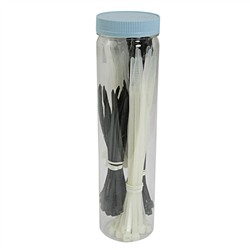 Bike It Mixed Pack Of Cable Ties 100Pcs
