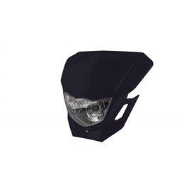 Universal Dart Headlight Black 12V 35/35W