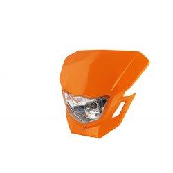 Universal Dart Headlight Orange 12V 35/35W