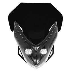 Universal Spectre Fairing Headlight Black