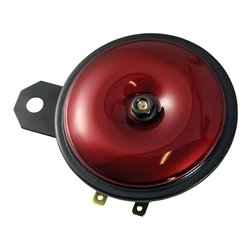 Red Universal Horn - 12V