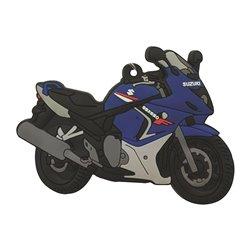Bike It Suzuki GSX650F Rubber Keyfob - 112