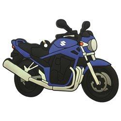 Bike It Suzuki Bandit 650 Rubber Keyfob - 132