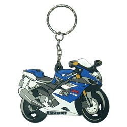 Bike It Suzuki GSXR1000 K5 Rubber Keyfob - 77