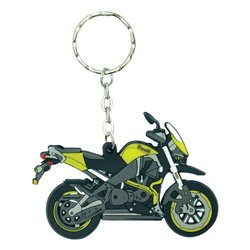Bike It Buell XB12X Rubber Keyfob - 84