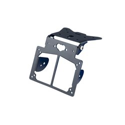 Bike It Universal Number Plate Hanger Bracket With Indicator Mounts