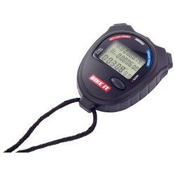Bike It Bikeit Digital LCD Stopwatch 60 Lap 10 Hour
