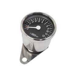Mini Chrome Tacho - Honda 1:7 Ratio