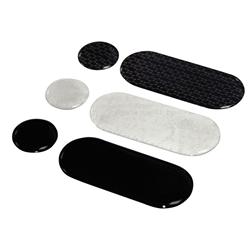 Bike It Black Spots And Stripes Protection Pack Of 24