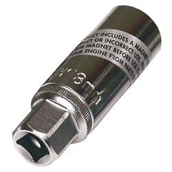 """Bike It 18mm Magnetic Spark Plug Socket 3/8"""""""
