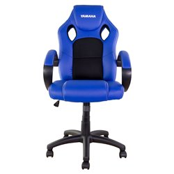 BikeTek Rider Chair Blue With Black Trim - Yamaha