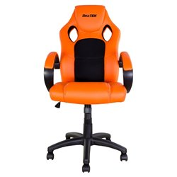 BikeTek Rider Chair Orange With Black Trim