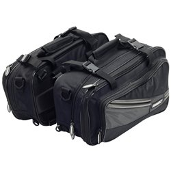 BikeTek Soft Luggage Saddle Pannier Bags