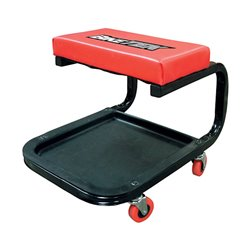 Workshop Creeper Seat With Storage Tray