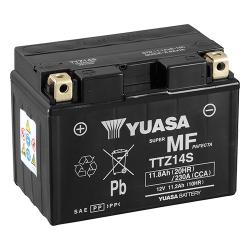 Accu TTZ14S-BS Dry Uitvoering