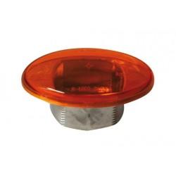 Knipperlichtset Kuip oranje of smoke glas