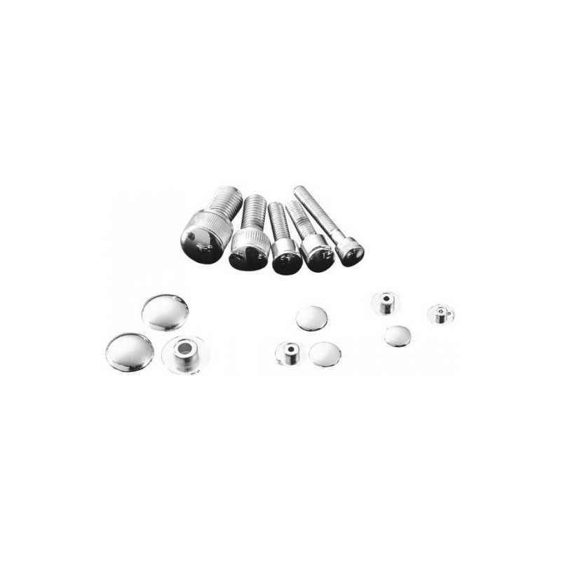 Afdekkap chroom (10 stuks)