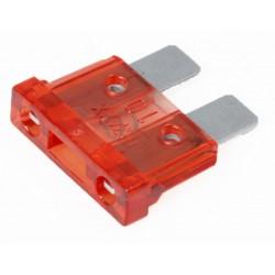 Steek-zekering 10A rood