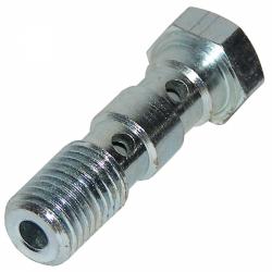 Remleiding Bout dubbel M10x1.25mm