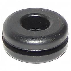 Remleiding Bescherm rubber 9.5mm