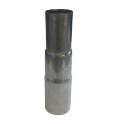 Uitlaatdemper reduceerpijp 51/42/38mm