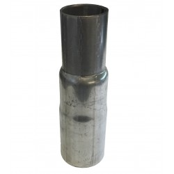 Uitlaatdemper reduceerpijp 51/48/41mm