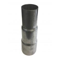 Uitlaatdemper reduceerpijp 63/57/51mm