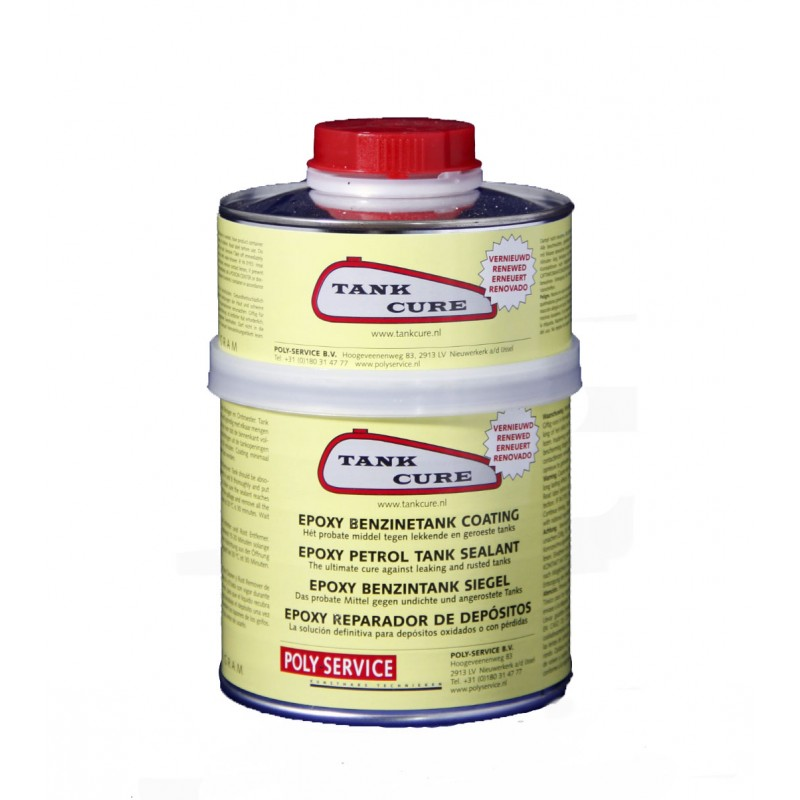 Coating 450 gram - Tankreparatie