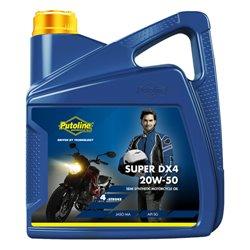 20W-50 Super DX4 4 liter motorolie