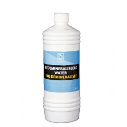 Gedistilleerd water 1ltr