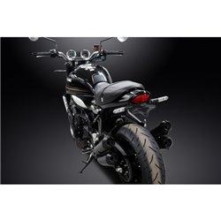 Compleet uitlaatsysteem Zwart Kawasaki Z900RS