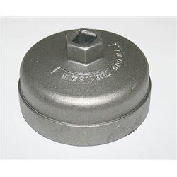 Oliefiltersleutel dop 65+67mm